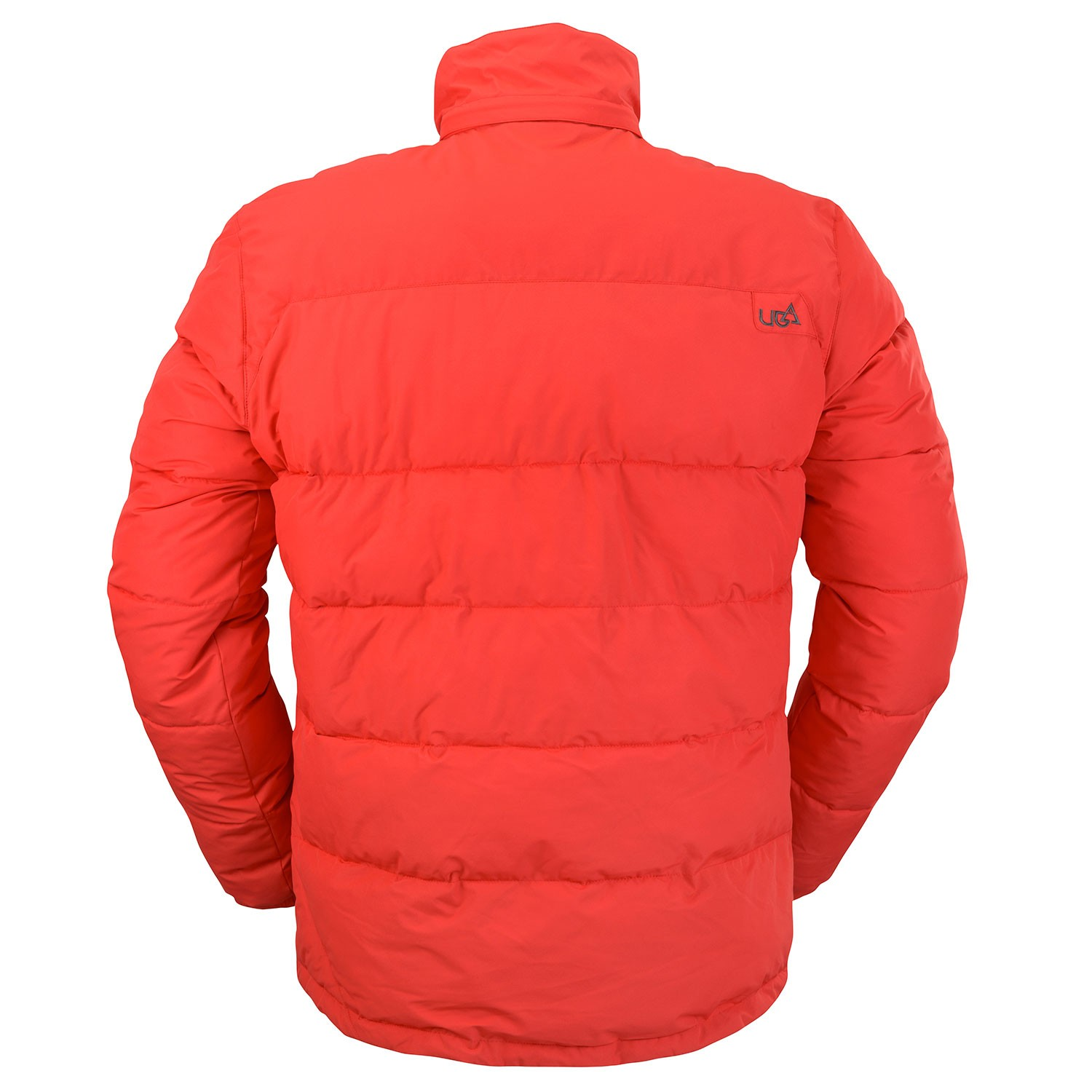 Mens Red Puffer Jacket Tocan Free Delivery Over 163 20