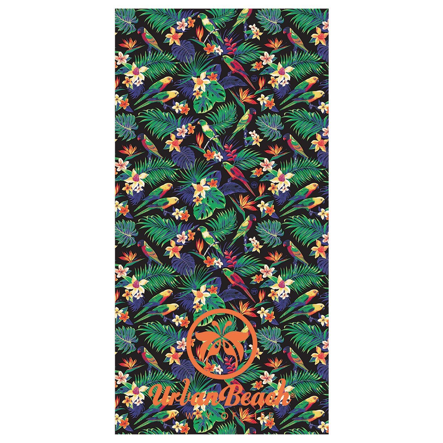 Tropical Beach Towel Jungle Free Delivery Over 163 20