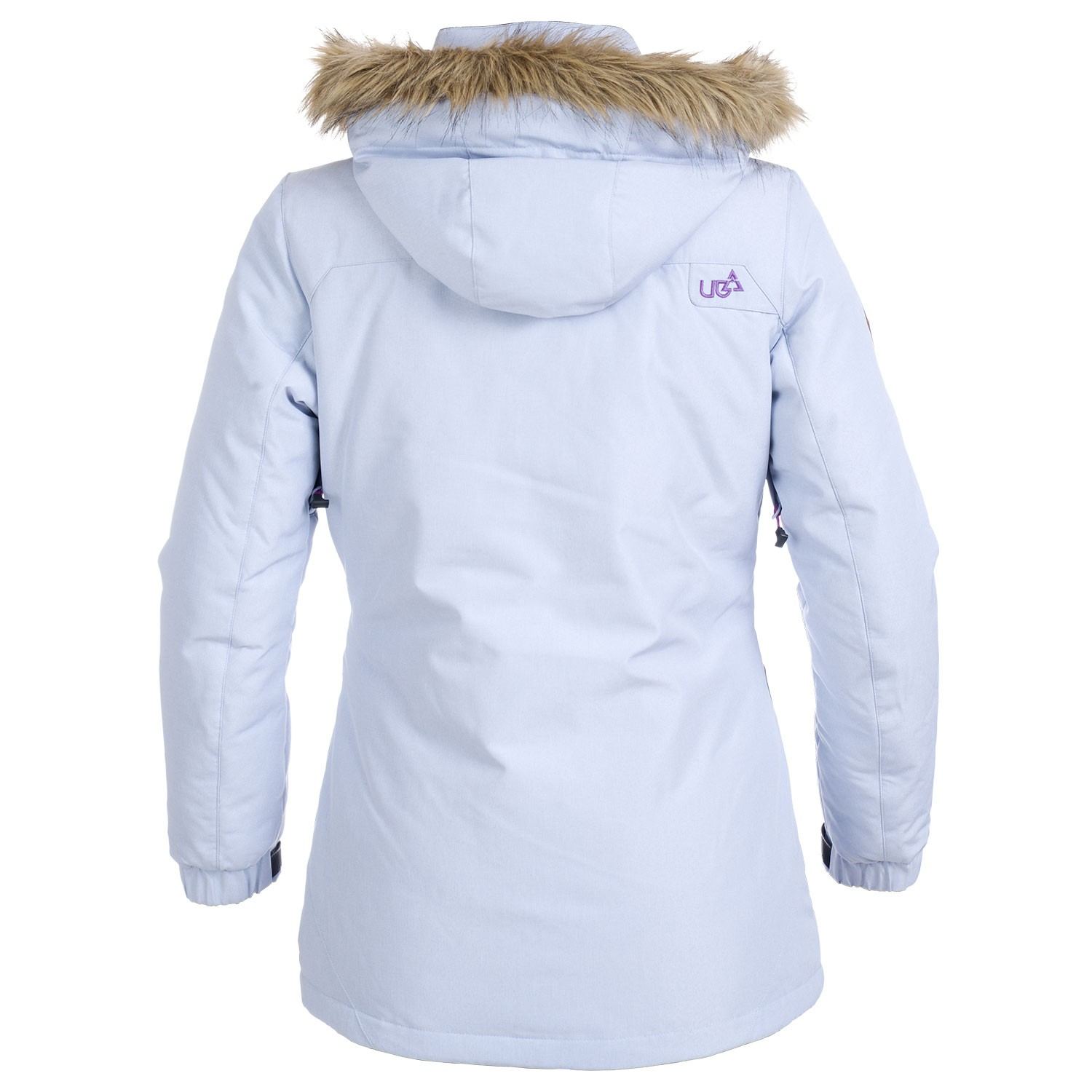32152276848 Womens Lilac Snowboarding Jacket Ebro- Free Delivery Over £20 ...