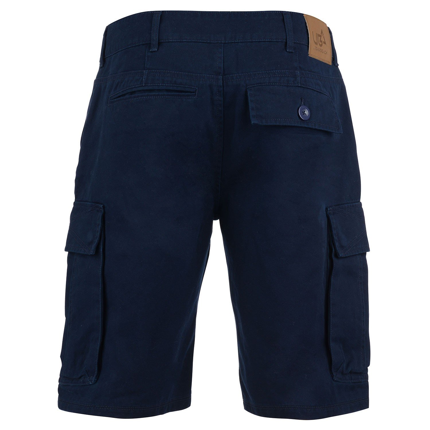 Mens Navy Cargo Shorts Amazon - Free Delivery Over £20 ...