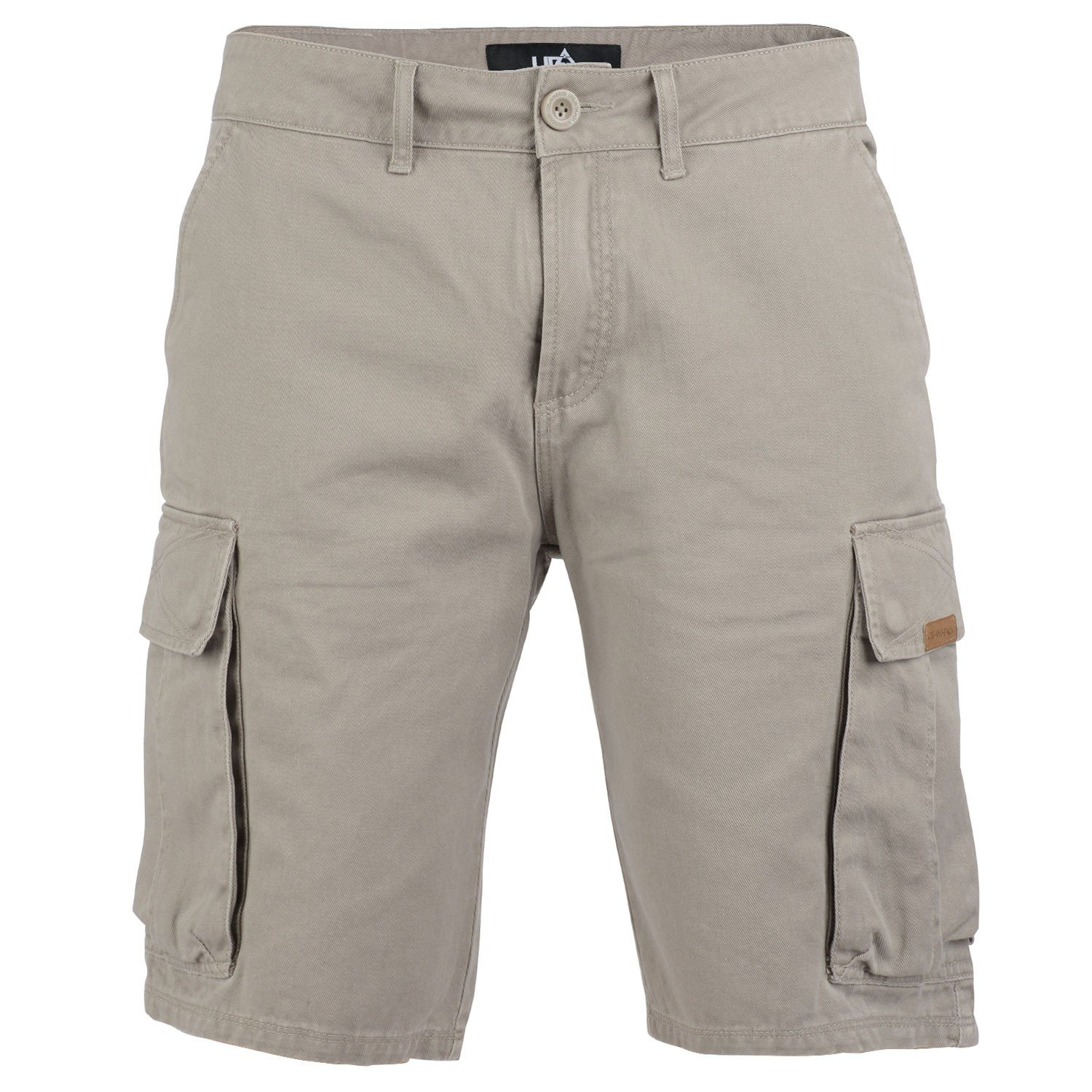 Mens Grey Cargo Shorts Amazon- Free Delivery Over £20 ...