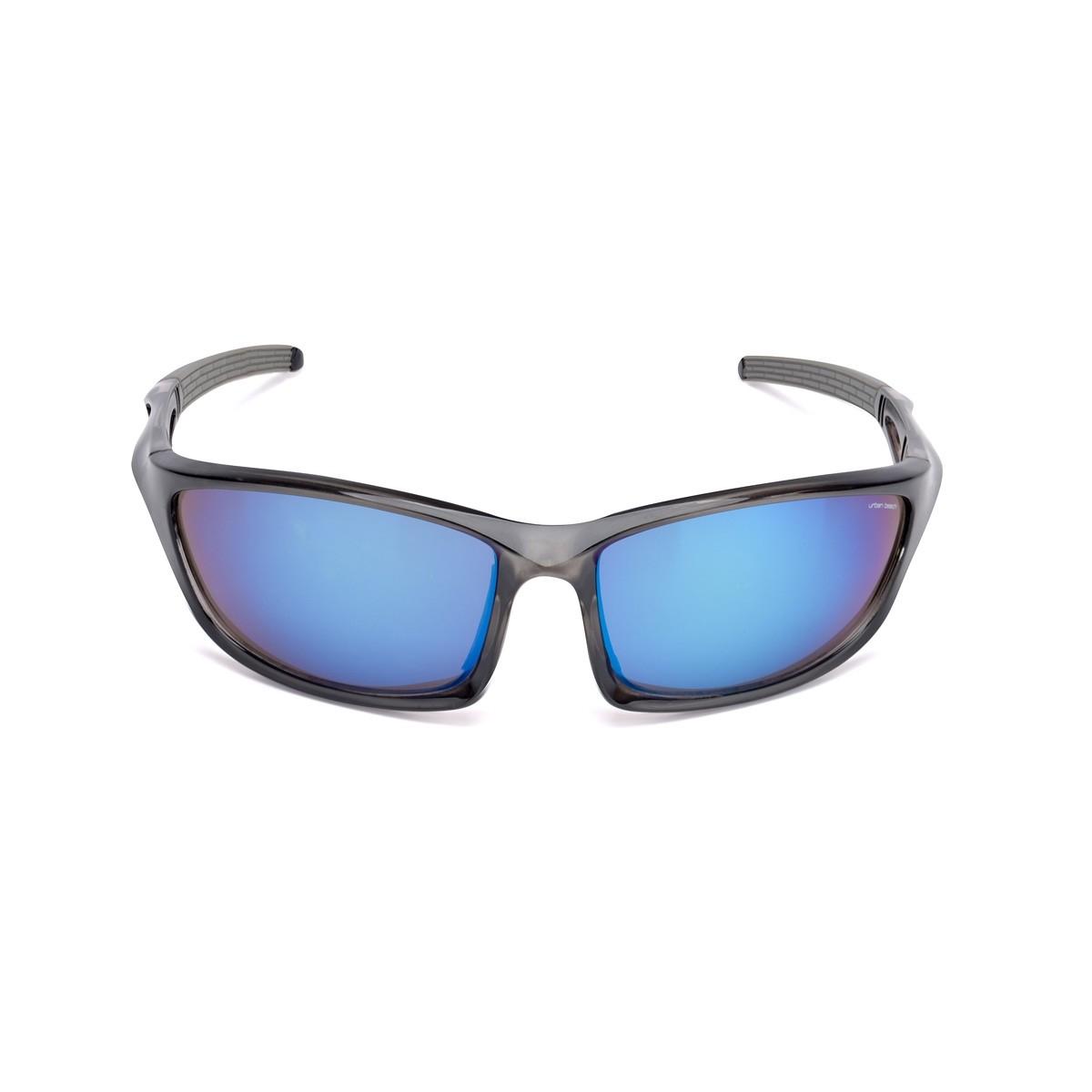 fb164f01d Mens Transition Wraparound Sunglasses Black - Sunglasses ...