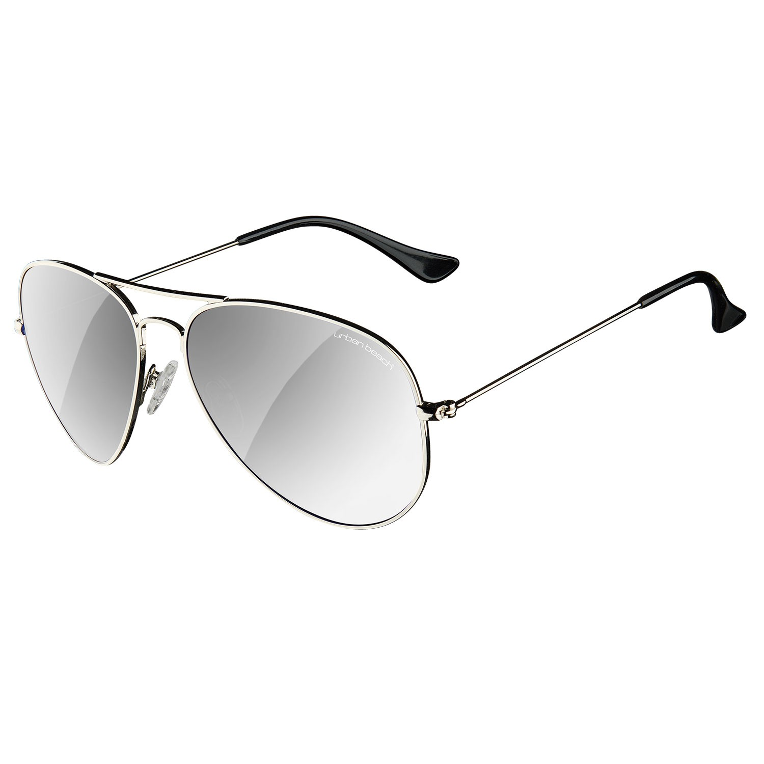 d59a6b37e2e Mens Stainless Steel Aviator Sunglasses Hunter- Free Delivery Over £20 - Urban  Beach