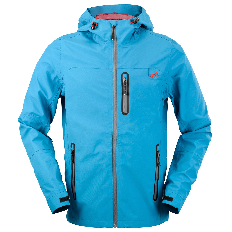 Mens Teal Waterproof Jacket Don- Free Delivery Over £20 - Urban Beach 9efeef804