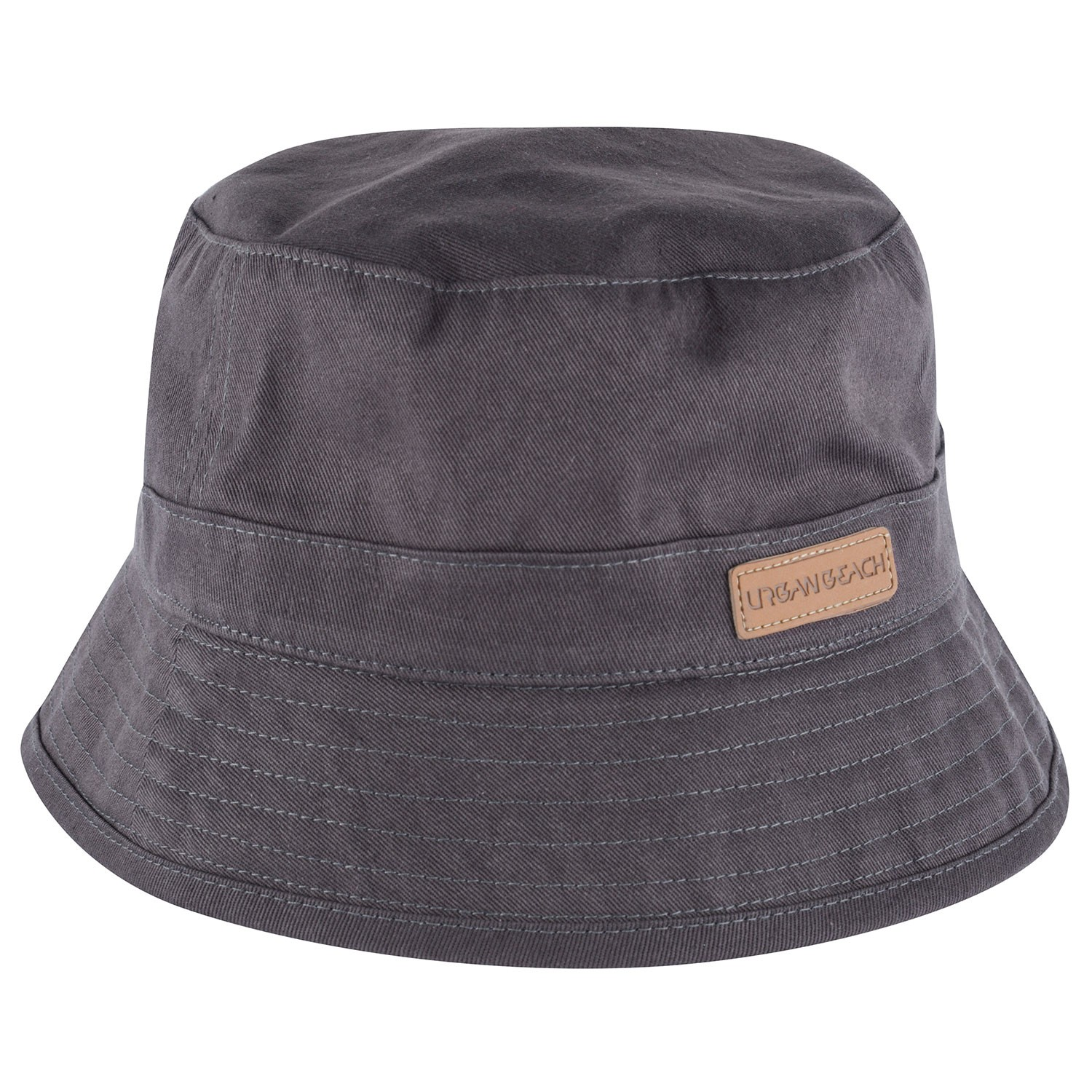Grey Bucket Hat Hilo- Free Delivery Over £20 - Urban Beach addac388a86