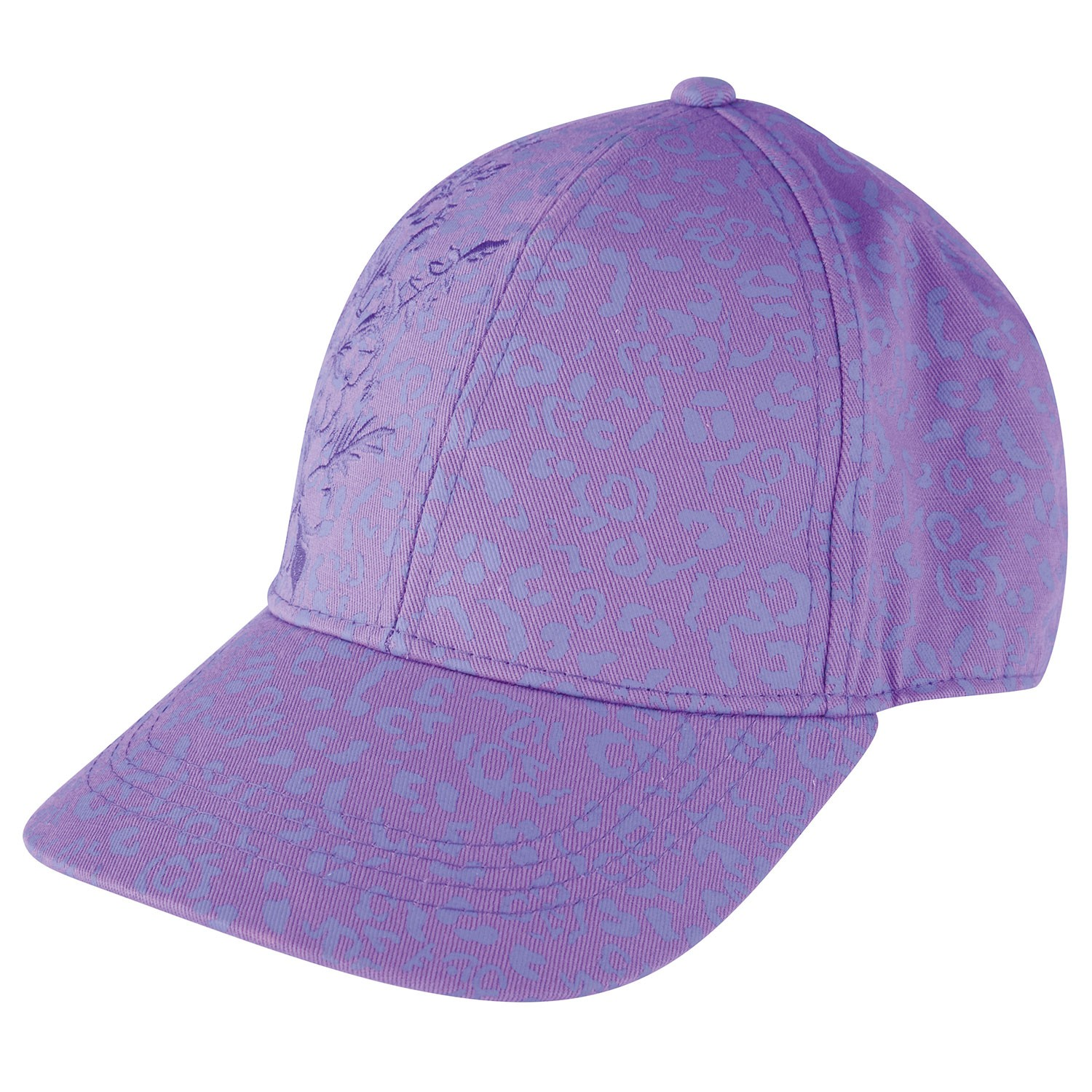 Purple Electric Rockstar Baseball Cap