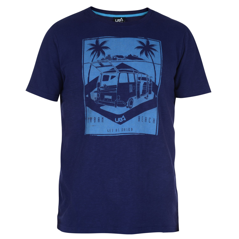 Men's Cortes T-Shirt - Navy