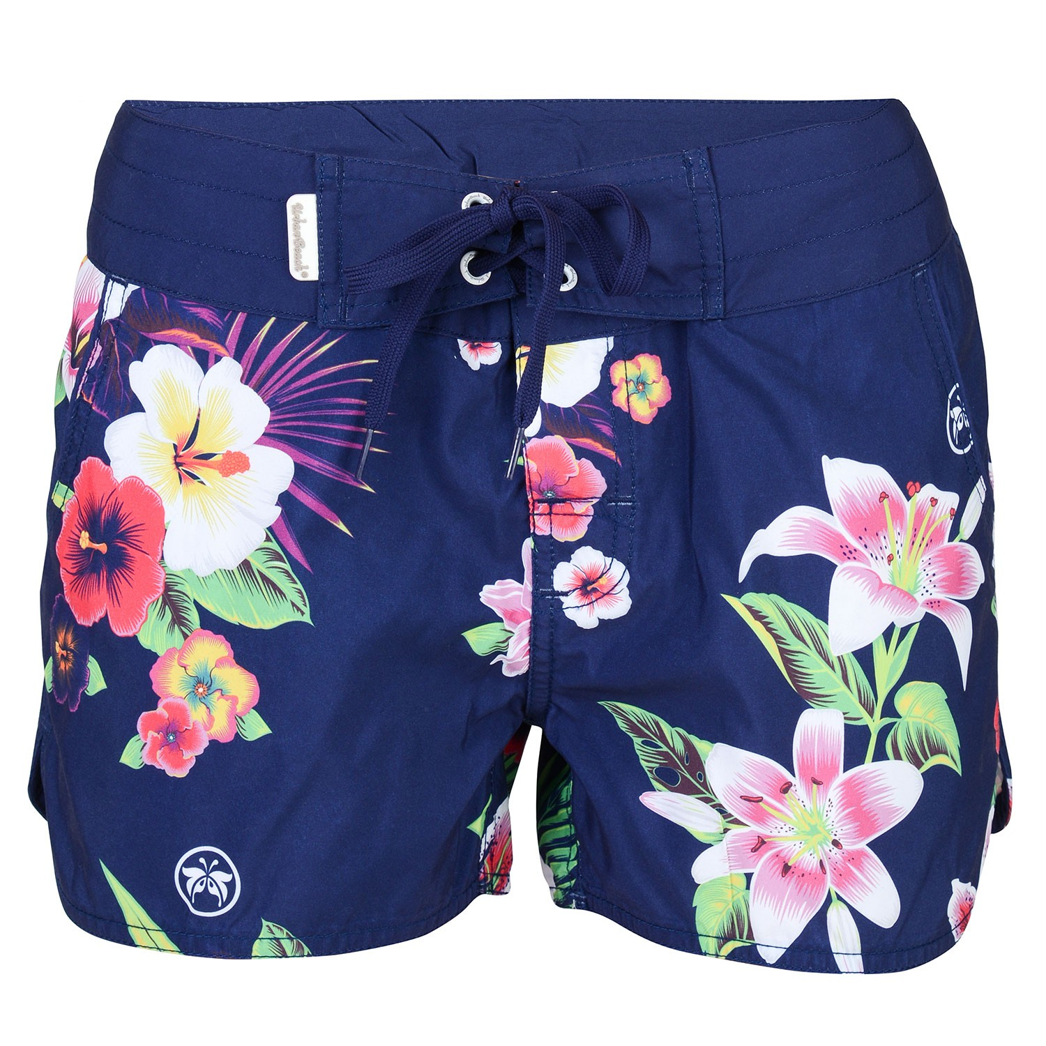 00009dea35 Womens Thurlestone Board Shorts - Navy