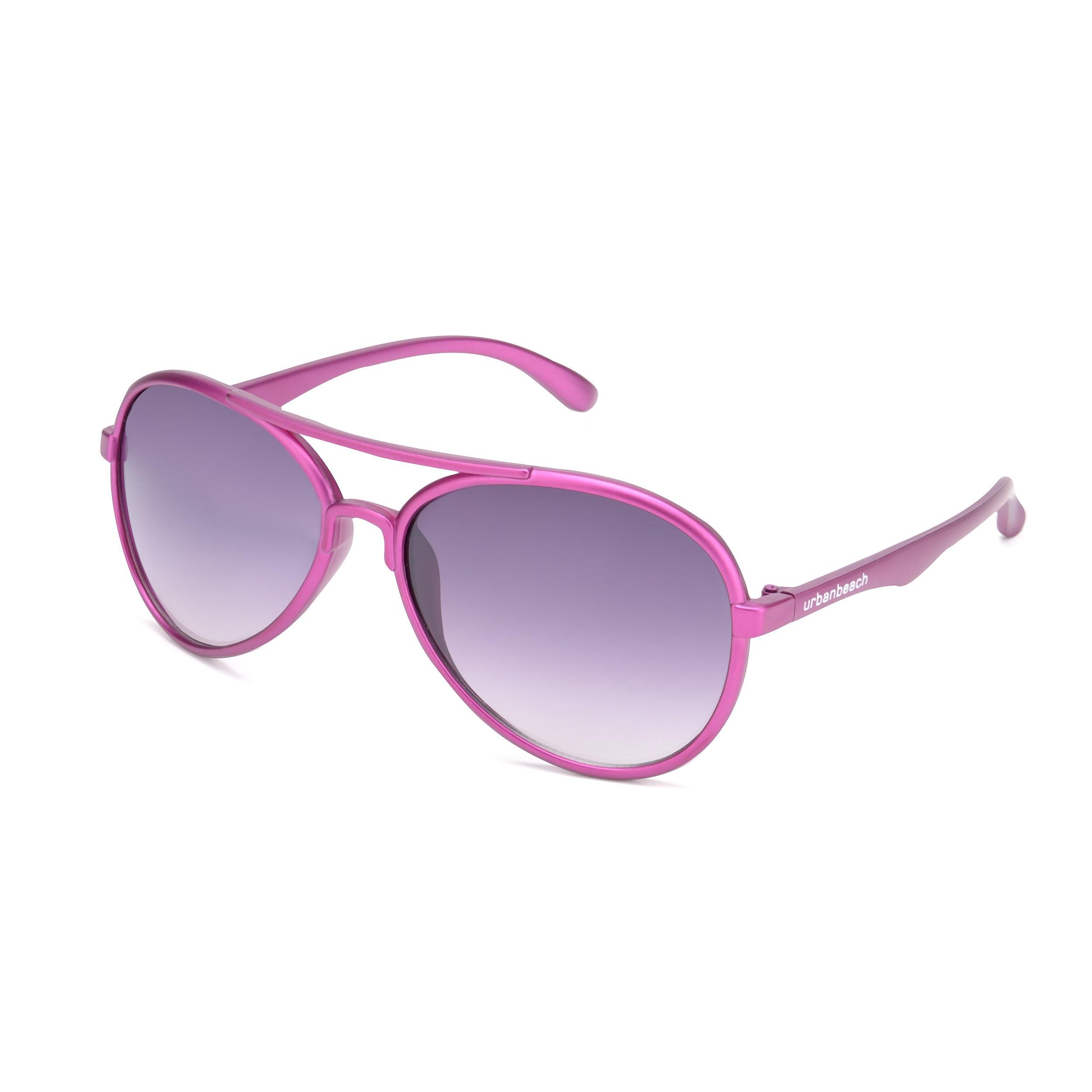 Unisex Dalfon Pink Sunglasses