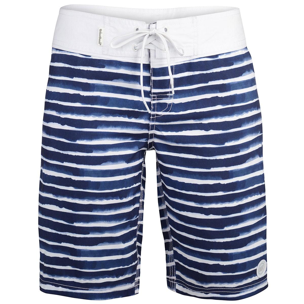 Womens Kapalua Board Shorts - Navy - Boardshorts - Clothing - Womens 2100a2e520