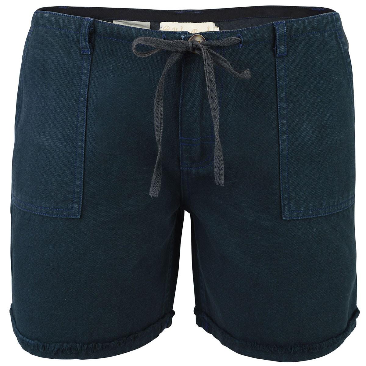Womens Poipu Shorts - Black