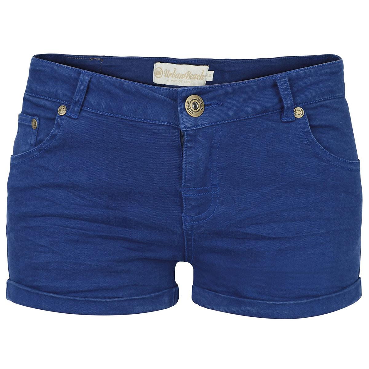 Womens Aloha Shorts - Navy