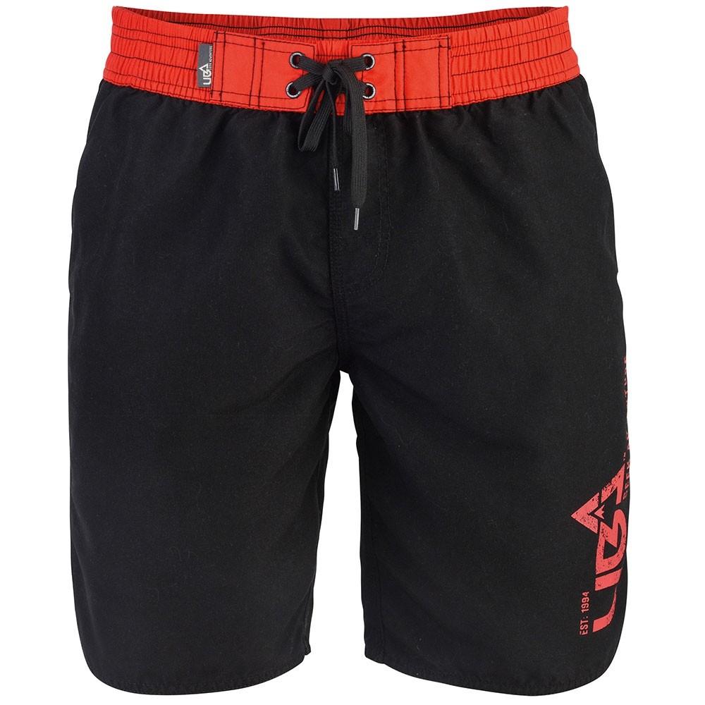 Mens Hossegor 2 Surf Shorts - Black