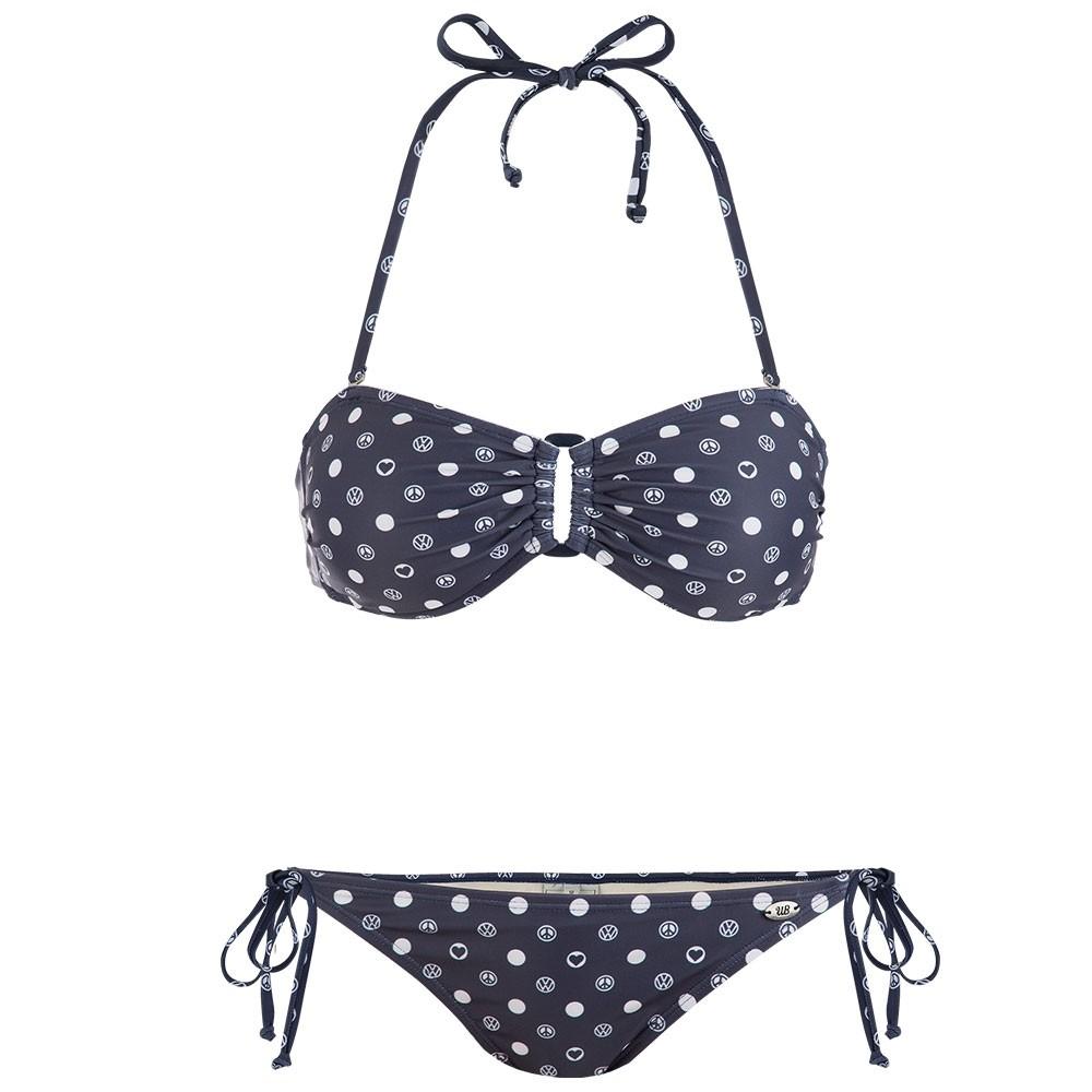 Womens Ayana Bikini - Navy
