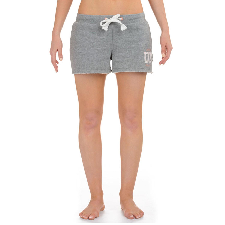 Womens Bund Shorts Grey