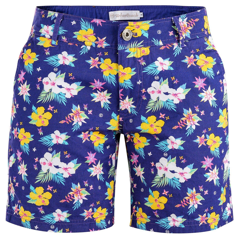 Women's Blue Berkeley Shore Chino Shorts