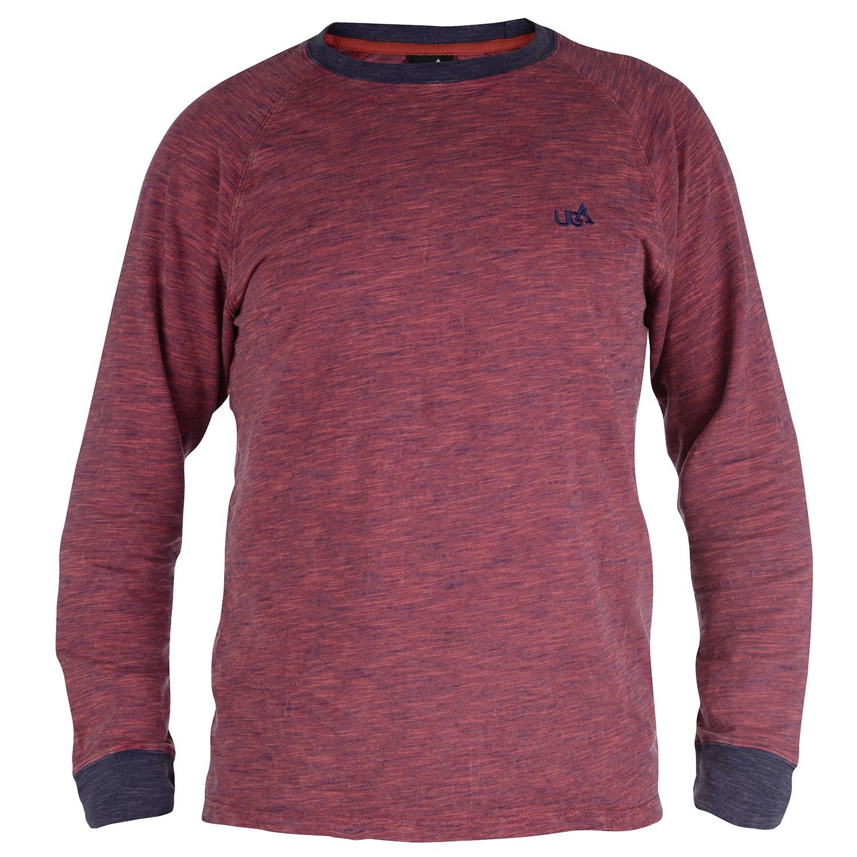 Mens Amundsen Sweatshirt - Navy Blue