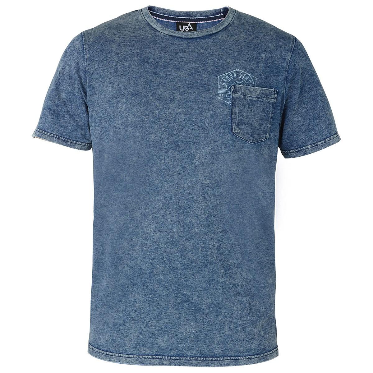Mens Makakilo T-Shirt - Navy