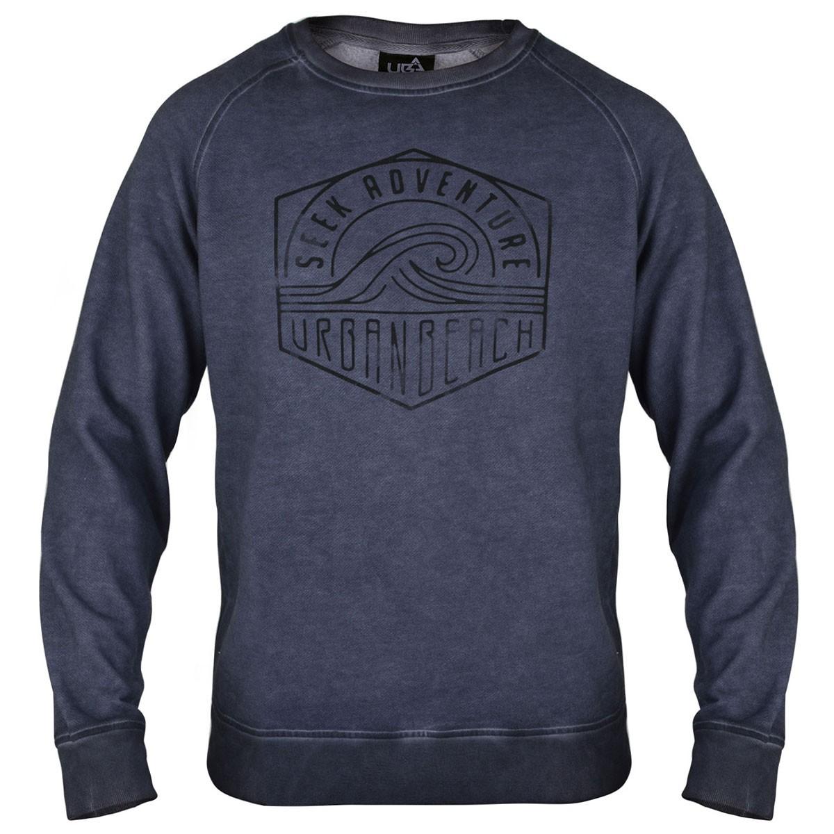 Mens Ewa Beach Sweatshirt - Grey