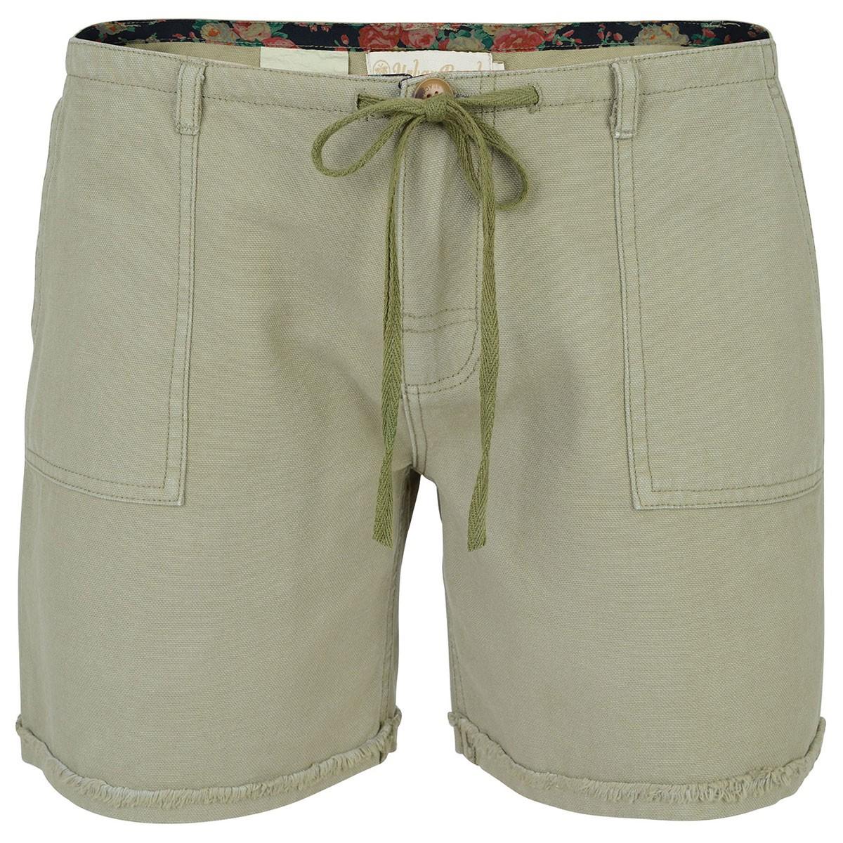 Womens Poipu Shorts - Khaki