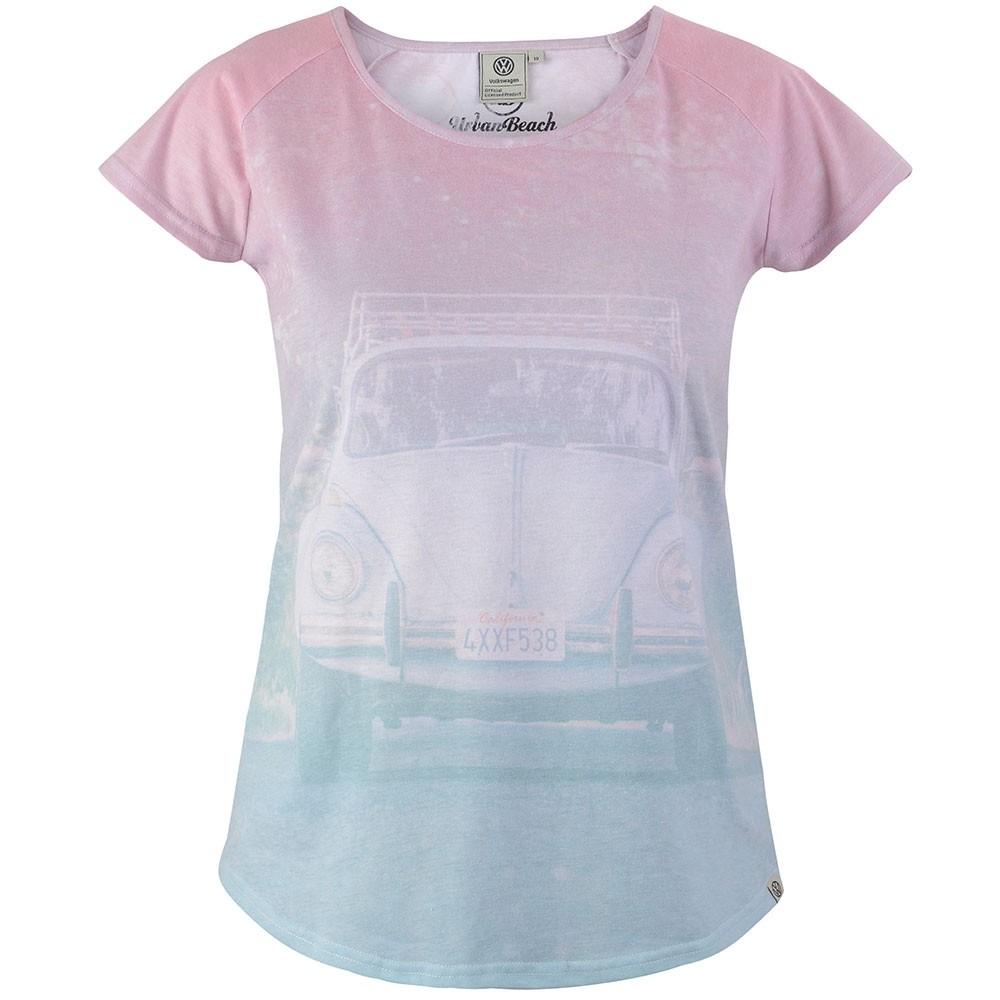 Womens Phlox T-Shirt - Pink