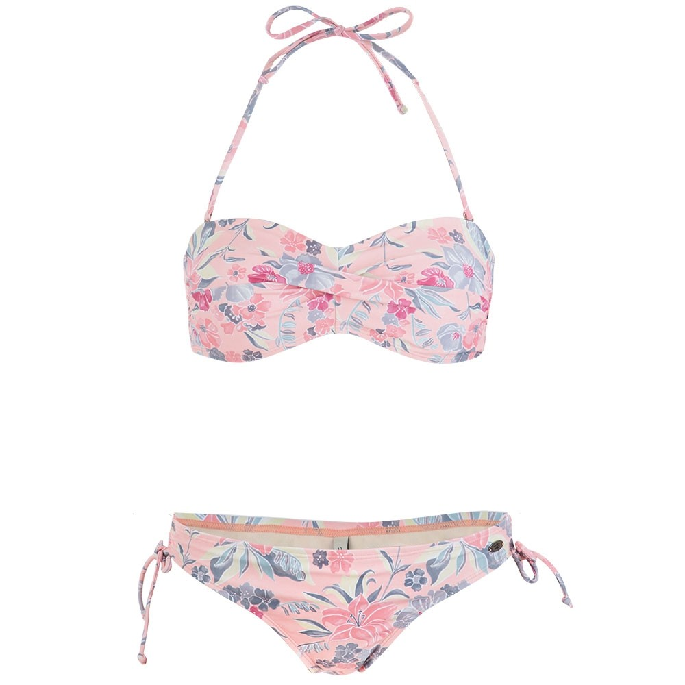 Womens Talland Bikini - Pink