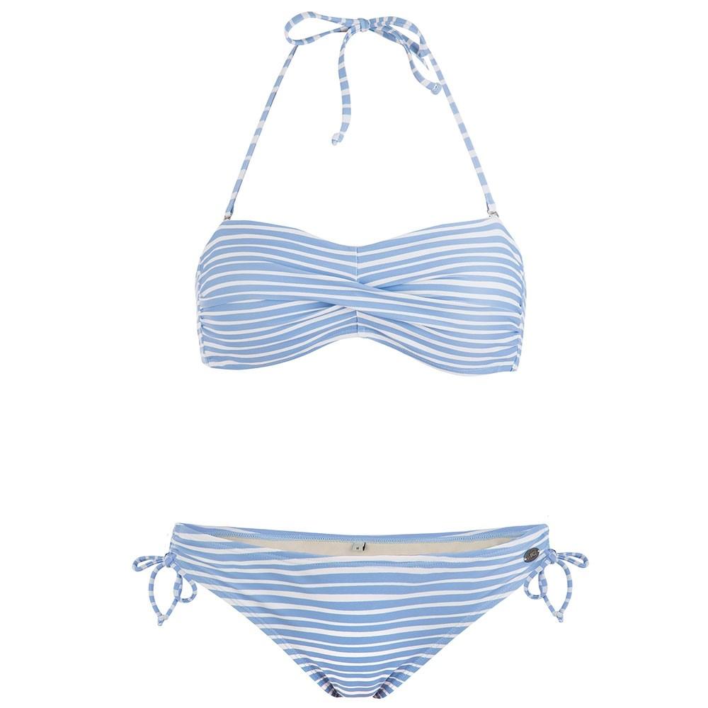 Womens Talland Bikini - Light Blue