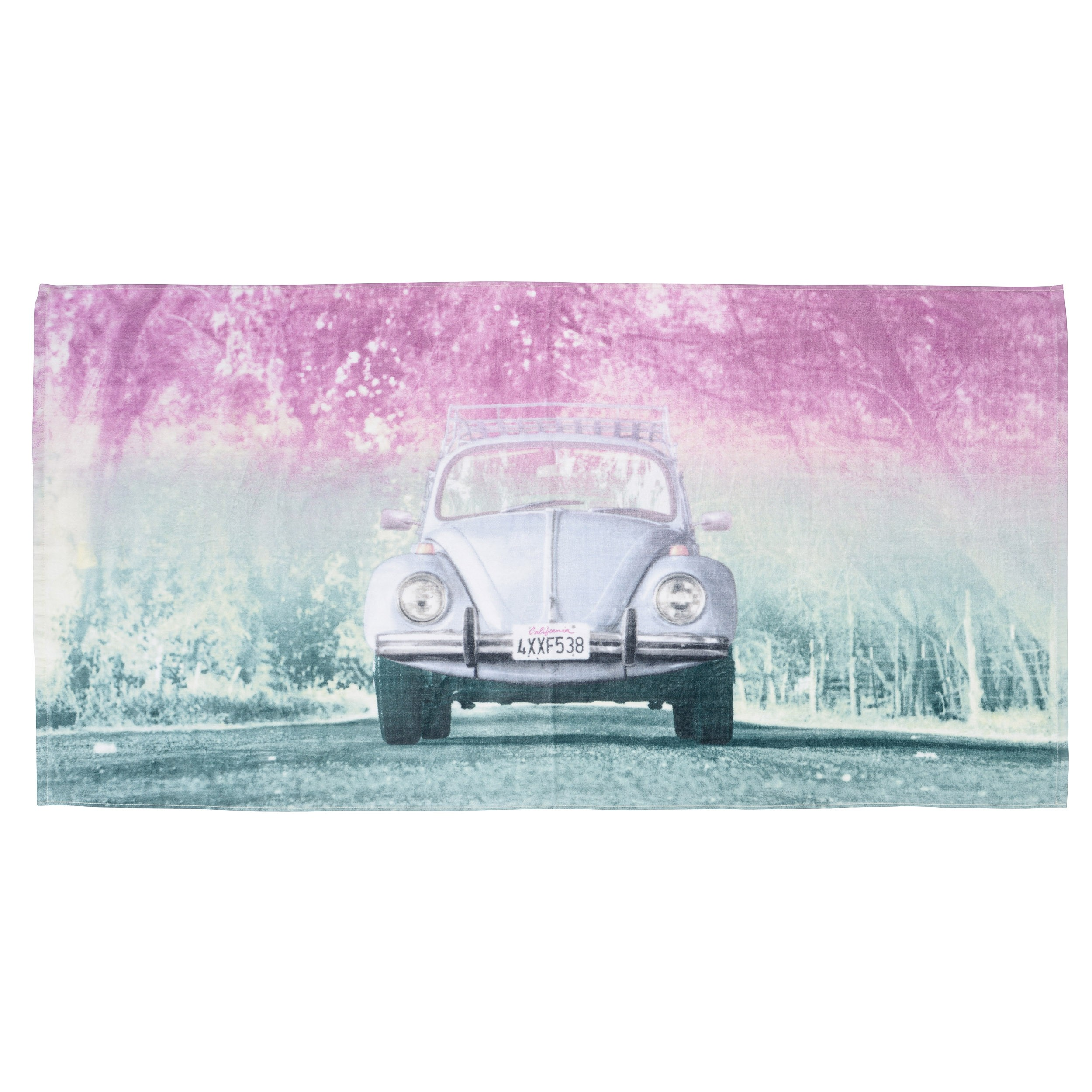 VW - L - TOWEL - MYRTLE - PINK