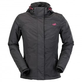 3063c503566 Womens Navy Waterproof Jacket Desna- Free Delivery Over £20 - Urban ...
