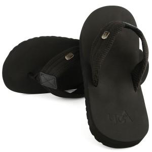 Mens Waimalu Flip Flop - Black