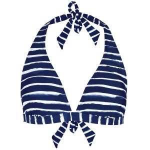 Pakala Nautical Navy/White Bikini
