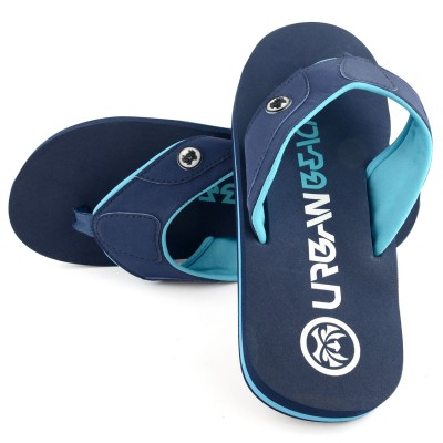 Mens Harrahs Blue Flip Flop