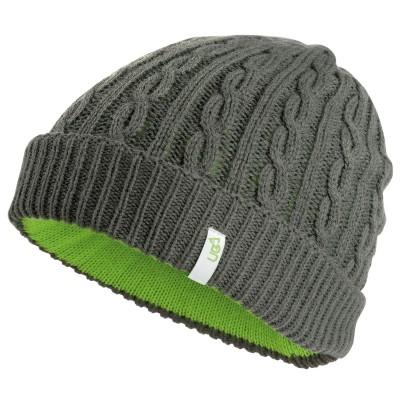 Bind Knitted Beanie Hat