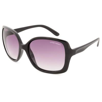 Womens Big Shade Sunglasses Black