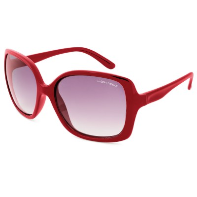 Womens Big Shade Sunglasses Red