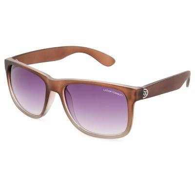 Dusty Wayfarer Sunglasses Brown