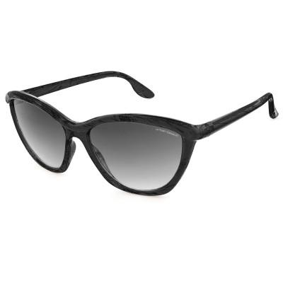 Women's Black Miss Kyle Retro Cat Eye Sunglasses