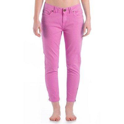 Womens Comet 3/4 Denim Jeans Pink