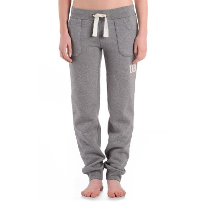 Womens Lazy Jogger Pants Grey