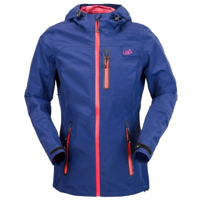 Womens Desna Navy Technical Jacket