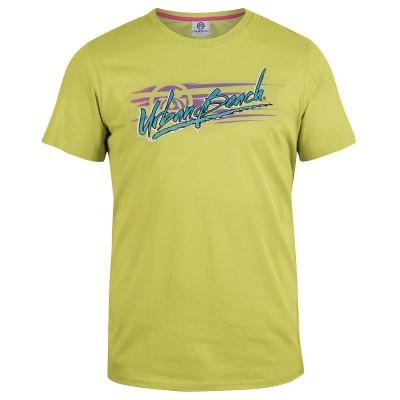 Mens Yellow Vice T-Shirt