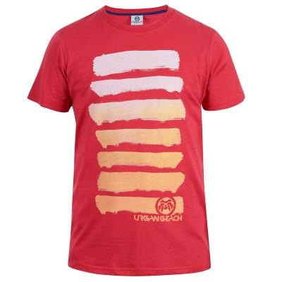 Mens Red Paint T-Shirt