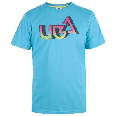 Mens Aqua UB T-Shirt