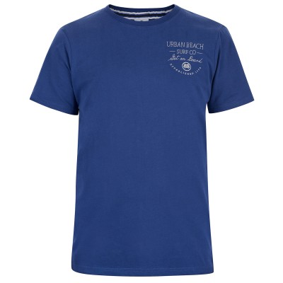 Mens Blue Scribble T-Shirt