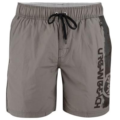 Mens Grey Rodriguez Volley Shorts
