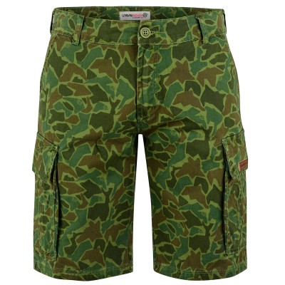 Mens Camo Duke Cargo Shorts