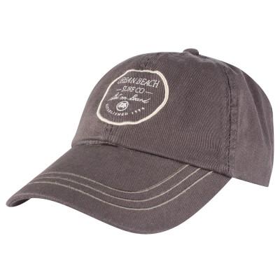 Men's Grey Scout Buckle Back Cap