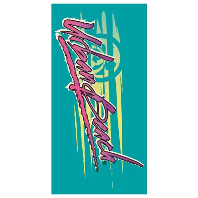 Miami Beach Towel