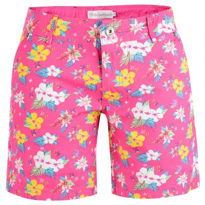 Women's Pink Berkeley Shore Chino Shorts