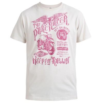 Men's Harmon Crew Neck T-Shirt White